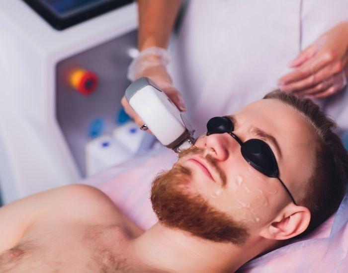 depilación láser diodo